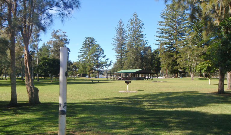The Basin picnic area - Accommodation Mt Buller