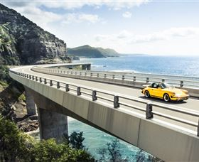 Cliff to Coast Sports Car Drives - Accommodation Mt Buller