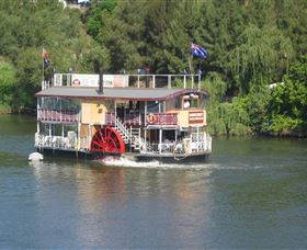 Hawkesbury Paddlewheeler - Accommodation Mt Buller