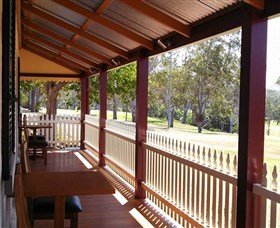 Riverside Oaks Golf Course - Accommodation Mt Buller