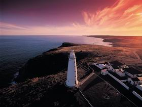 Cape Willoughby Lightstation - Cape Willoughby Conservation Park - Accommodation Mt Buller