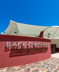 Back O Bourke Exhibition Centre - Accommodation Mt Buller