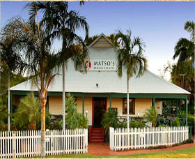 Matsos Broome Brewery and Restaurant - Accommodation Mt Buller