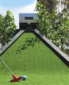 Mini Golf at BIG4 Swan Hill Holiday Park - Accommodation Mt Buller