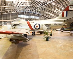 Australian Aviation Heritage Centre - Accommodation Mt Buller