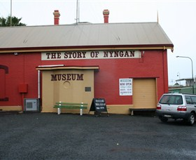 Nyngan Museum - Accommodation Mt Buller