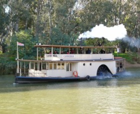 Paddlesteamer Canberra - Accommodation Mt Buller