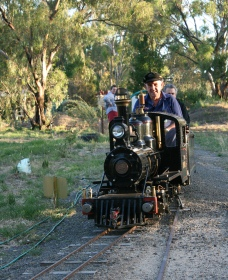 Jerilderie Steam Rail - Accommodation Mt Buller