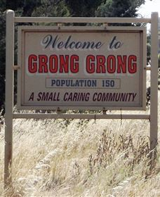 Grong Grong Earth Park - Accommodation Mt Buller