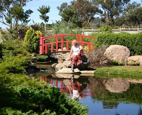 Wellington Osawano Japanese Gardens - Accommodation Mt Buller
