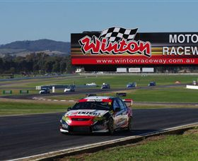 Winton Motor Raceway - Accommodation Mt Buller