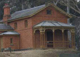 Steiglitz Historic Park - Accommodation Mt Buller