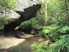 Cania Gorge National Park - Accommodation Mt Buller