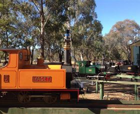 Mudgee Miniature Railway - Accommodation Mt Buller