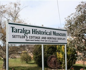 Taralga Historical Society Museum - Accommodation Mt Buller