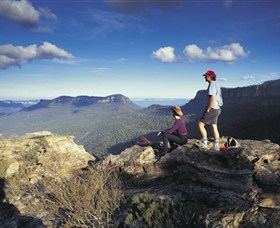 Blue Mountains National Park - National Pass - Accommodation Mt Buller