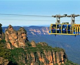 Greater Blue Mountains Drive - Blue Mountains Discovery Trail - Accommodation Mt Buller