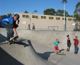 Goulburn Skate Park - Accommodation Mt Buller