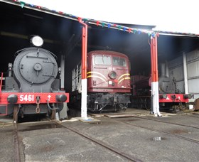 Valley Heights Locomotive Depot Heritage Museum - Accommodation Mt Buller