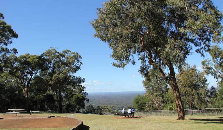 Hawkesbury lookout - Accommodation Mt Buller