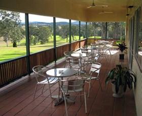 Woodenbong and District Golf Club - Accommodation Mt Buller