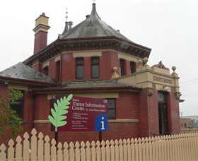 Yarram Courthouse Gallery Inc - Accommodation Mt Buller