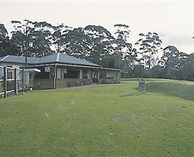 Yarram Golf Club - Accommodation Mt Buller
