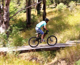 The Steps Mountain Bike Park - Accommodation Mt Buller