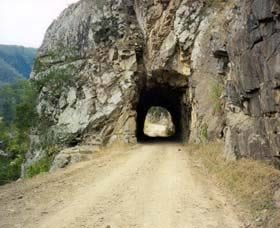 Old Glen Innes Road and the Historic Tunnel Grafton - Accommodation Mt Buller