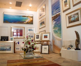 Neale Joseph Fine Art Gallery - Accommodation Mt Buller