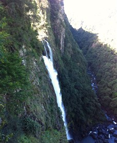 Ellenborough Falls - Accommodation Mt Buller