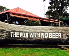 The Pub With No Beer - Accommodation Mt Buller