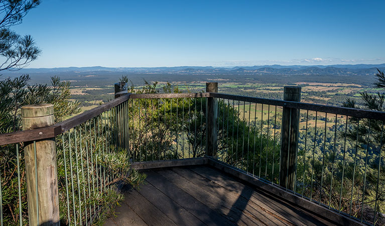 Newbys lookout - Accommodation Mt Buller