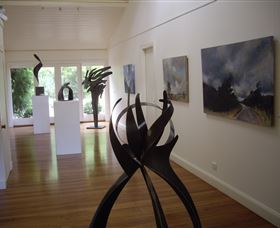 Ivy Hill Gallery - Accommodation Mt Buller