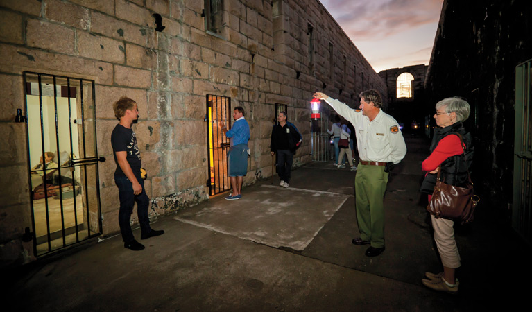 Trial Bay Gaol - Accommodation Mt Buller
