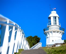 Smoky Cape Lighthouse Accommodation and Tours - Accommodation Mt Buller