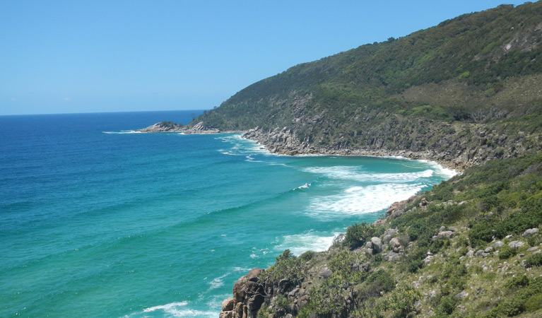 Little Bay to Smoky Cape - Accommodation Mt Buller