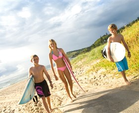Ballina Surfing Beaches - Accommodation Mt Buller