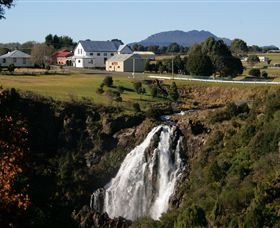 Waratah Falls - Accommodation Mt Buller