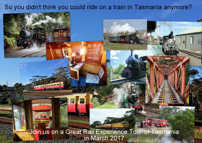 Great Rail Experiences  Tasmania Tour 2017 - Accommodation Mt Buller