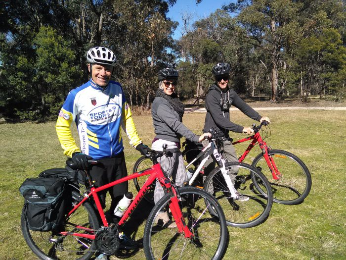 Granite Belt Bicycle Tours and Hire - Accommodation Mt Buller