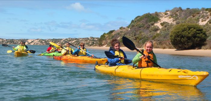 Canoe the Coorong - Accommodation Mt Buller