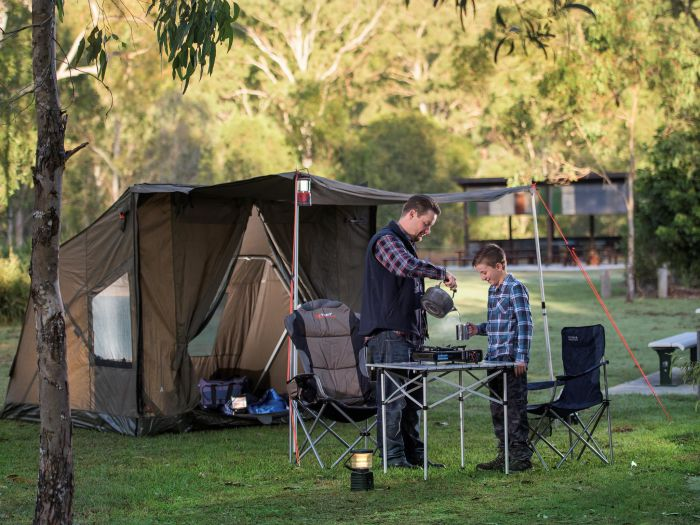 Hardings Paddock Campground - Accommodation Mt Buller