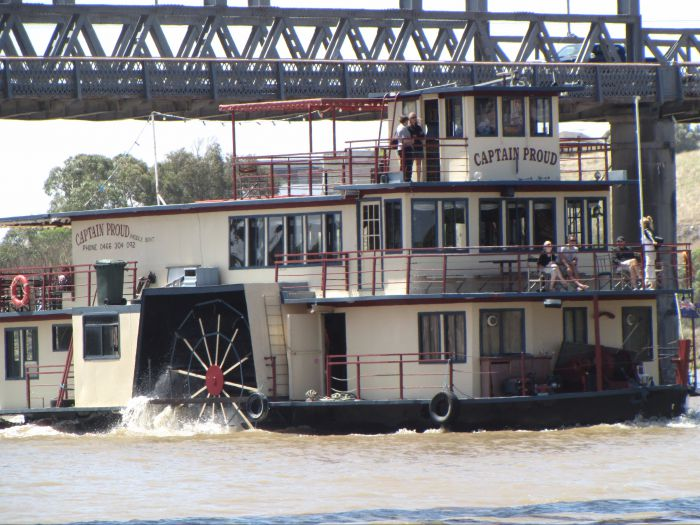 Captain Proud Paddleboat Cruises - Accommodation Mt Buller