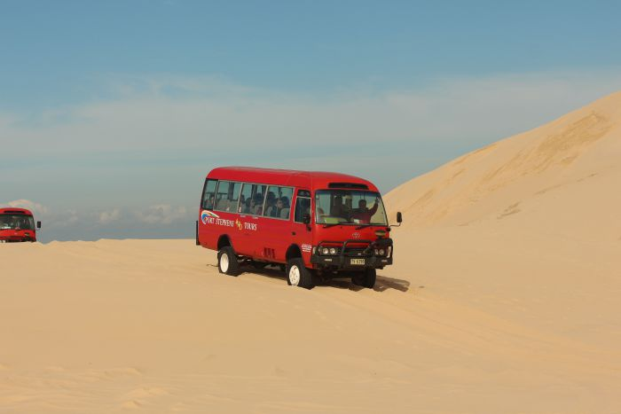Port Stephens 4WD Tours - Accommodation Mt Buller