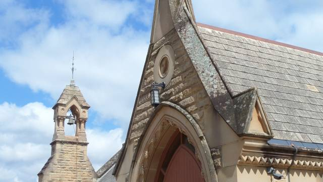 All Saints' Anglican Church - Accommodation Mt Buller