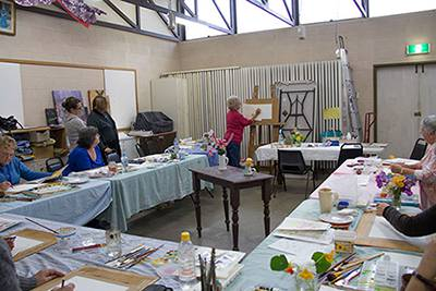 Woolgoolga Art & Craft Gallery