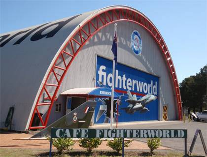 Fighter World Aviation Museum - Accommodation Mt Buller
