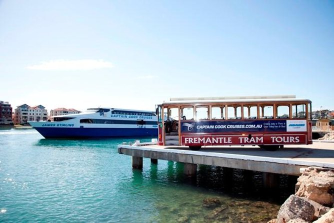 Perth Lunch Cruise including Fremantle Sightseeing Tram Tour