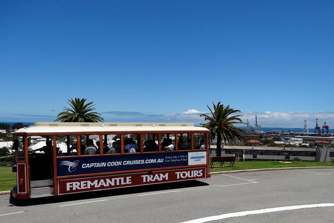 Perth Shore Excursion Fremantle Hop-On Hop-Off Tram Tour - Accommodation Mt Buller